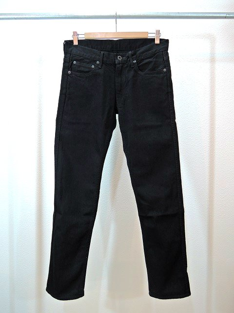 【JAPAN BLUE JEANS】ANKLE CUT FRENCH STRETCH TAPERED:メイン画像