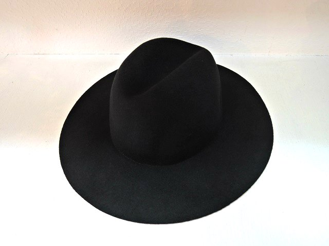 【ARGYLL AND BUTE】LONG BRIM WOOL FEDORA