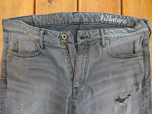 【JAPAN BLUE JEANS】12oz CALIF DENIM FILLMORE:画像3