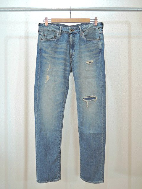 【JAPAN BLUE JEANS】10oz CALIF DENIM GROVE:メイン画像