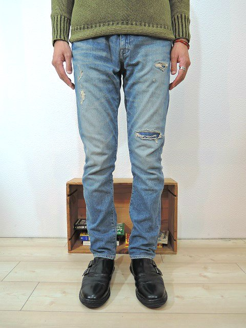 【JAPAN BLUE JEANS】10oz CALIF DENIM GROVE:画像4