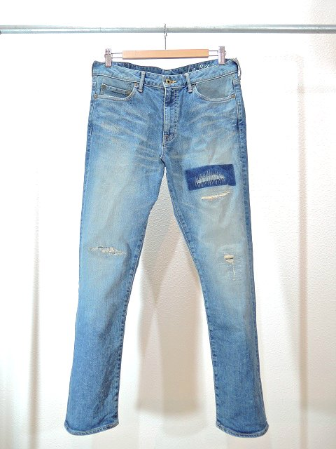 【JAPAN BLUE JEANS】12oz CALIF DENIM LA BREA