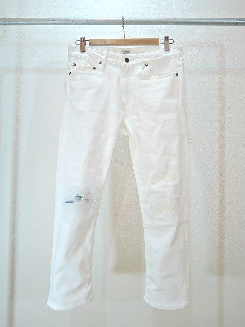 【JAPAN BLUE JEANS】10oz MILITARY CROPPED DENIM CHARLIE:メイン画像