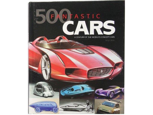 自動車写真集 500