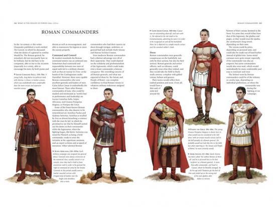 ローマ軍団一覧