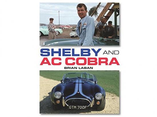 シェルビーとACコブラ写真集