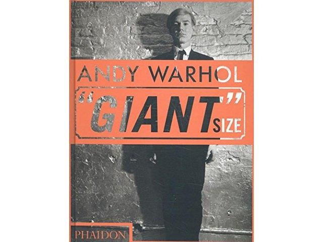 アンディ・ウォーホル大型写真集