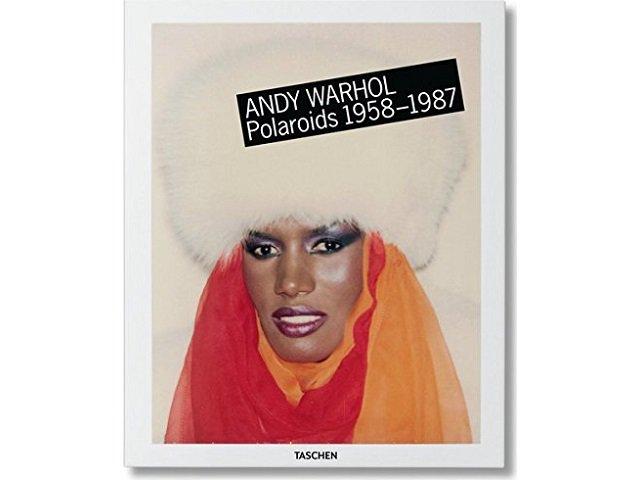 アンディ・ウォーホルのポラロイド写真集