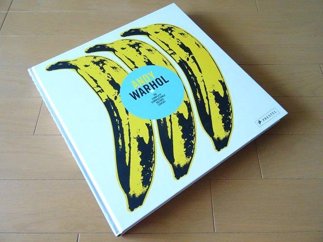 アンディ・ウォーホルのレコードジャケット作品集