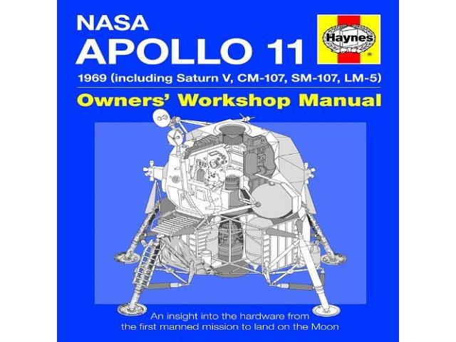 NASA アポロ11号写真集