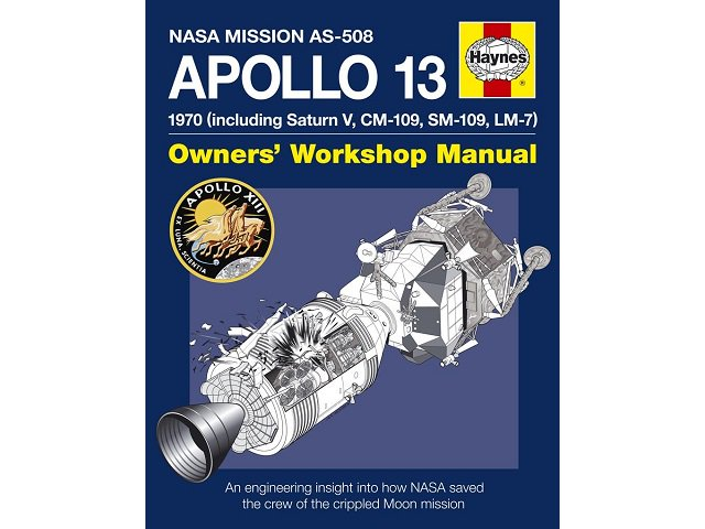 NASA アポロ13号写真集