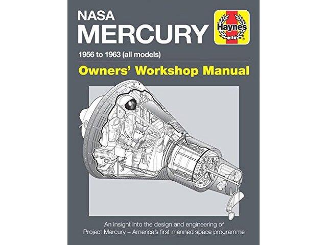 NASA マーキュリー写真集