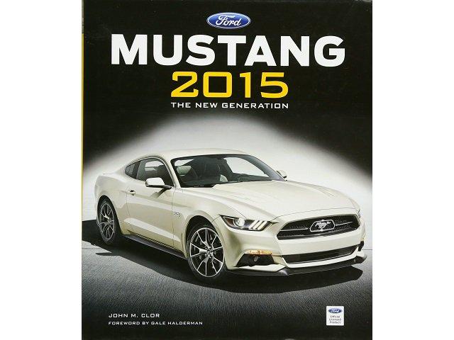 フォード マスタング写真集
