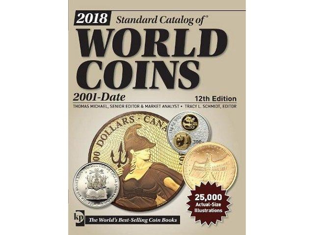 世界のコインカタログ 2018 12th