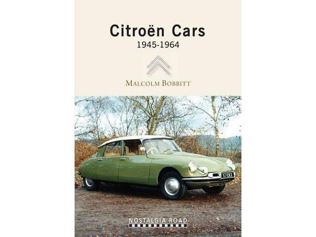 シトロエンの自動車 1945-1964