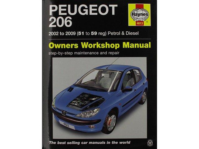プジョー 206 サービスマニュアル 2002-...