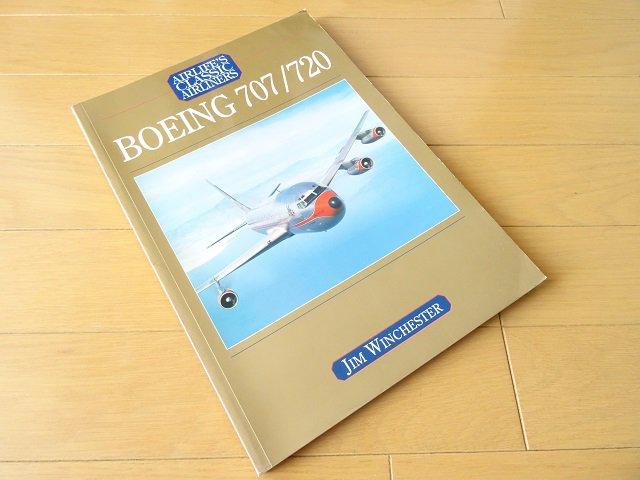 ボーイング 707 720 飛行機の写真集