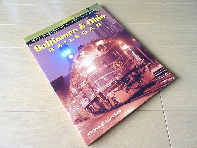 ボルチモアとオハイオの鉄道写真集