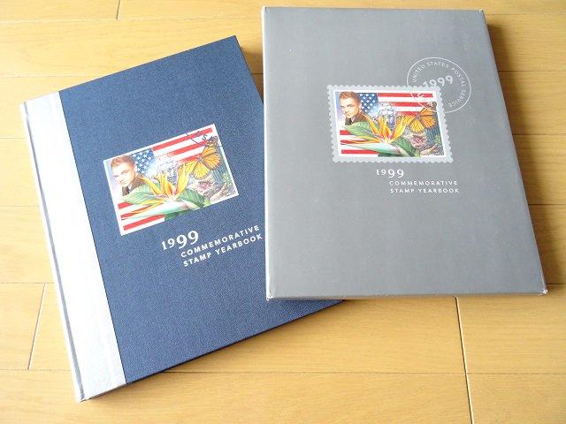 アメリカ郵便局 記念切手付き冊子 1999...