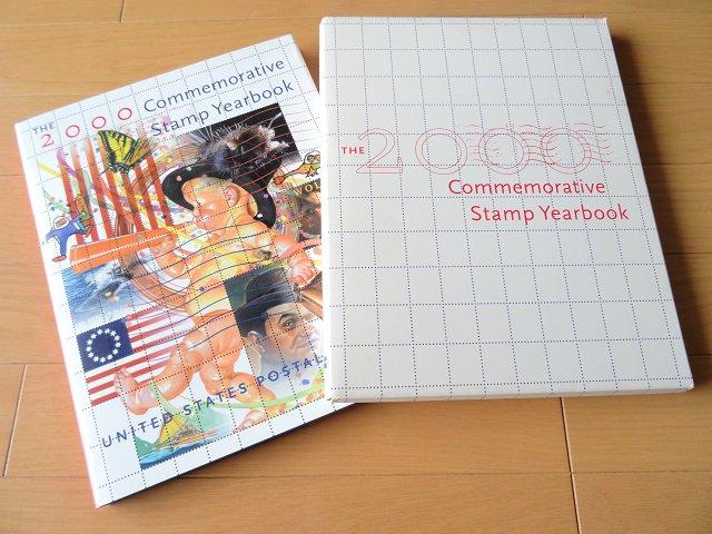 アメリカ郵便局 記念切手付き冊子 2000...