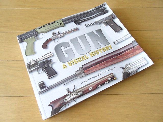 拳銃やライフルの写真集