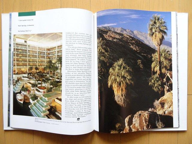 パームスプリングスとコーアチェラ・バレーの写真集 - 洋書堂 ...
