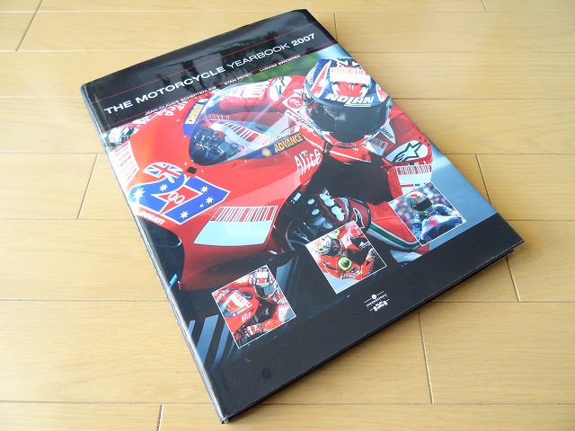 MotoGP 2007年写真集