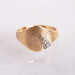 Plate Ring | Mixture Style