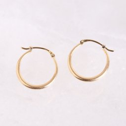 Crescent Pierces  |  Regular size
