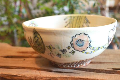 <img class='new_mark_img1' src='https://img.shop-pro.jp/img/new/icons48.gif' style='border:none;display:inline;margin:0px;padding:0px;width:auto;' />お花カラフルbowl