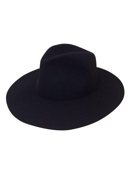 JOHN MASON SMITH RABBIT LONG BRIM HAT(ラビットロングブリムハット) BLACK