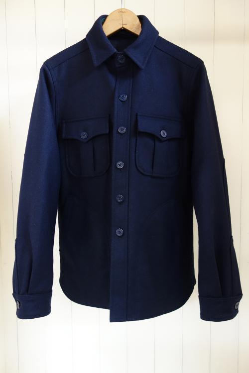 maillot  navy cpo jk(ネイビーシーピーオージャケット)NAVY
