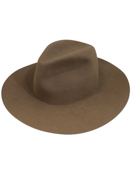 JOHN MASON SMITH RABBIT LONG BRIM HAT(ラビットロングブリムハット) BEIGE