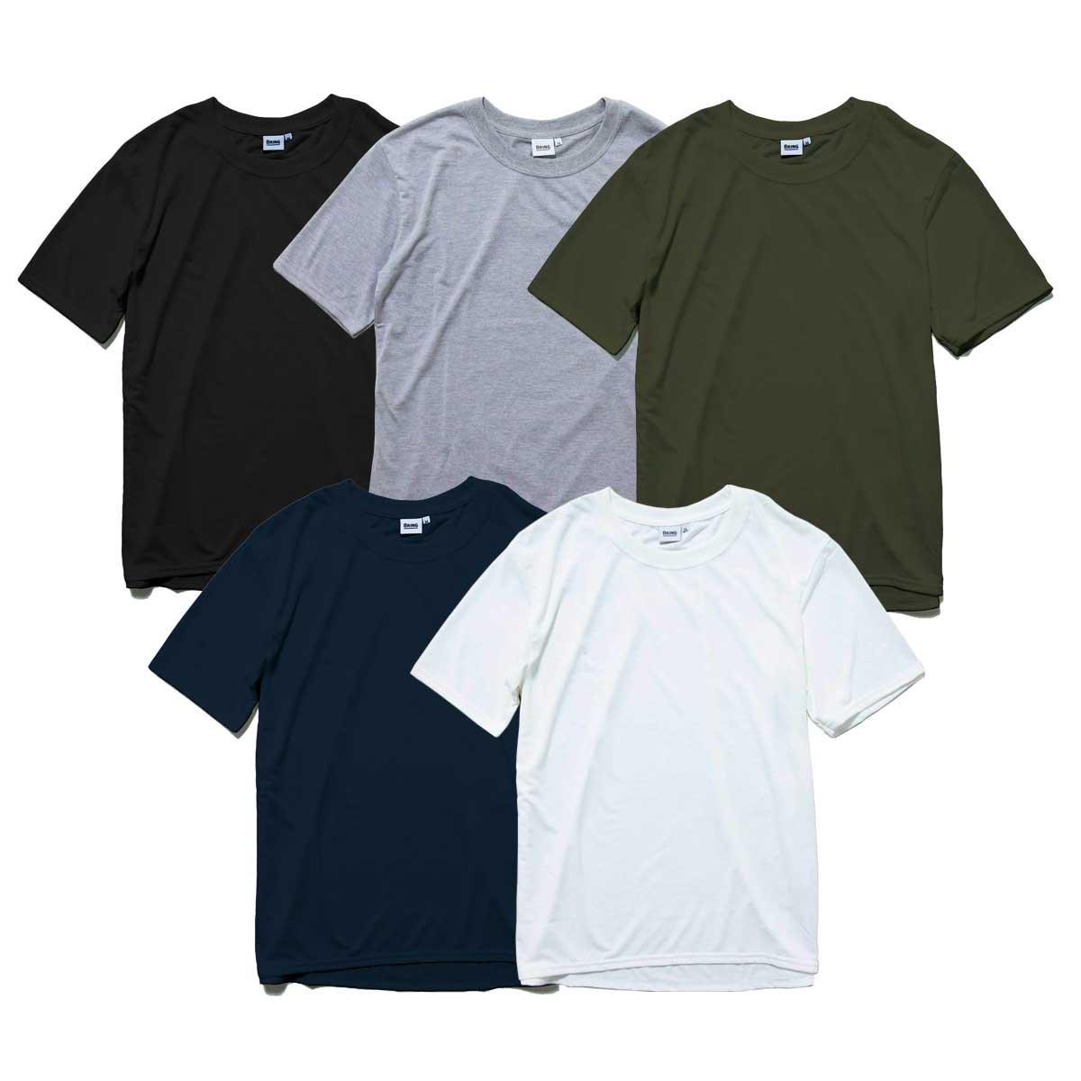 BRING T-SHIRT BASIC DRY Tシャツ