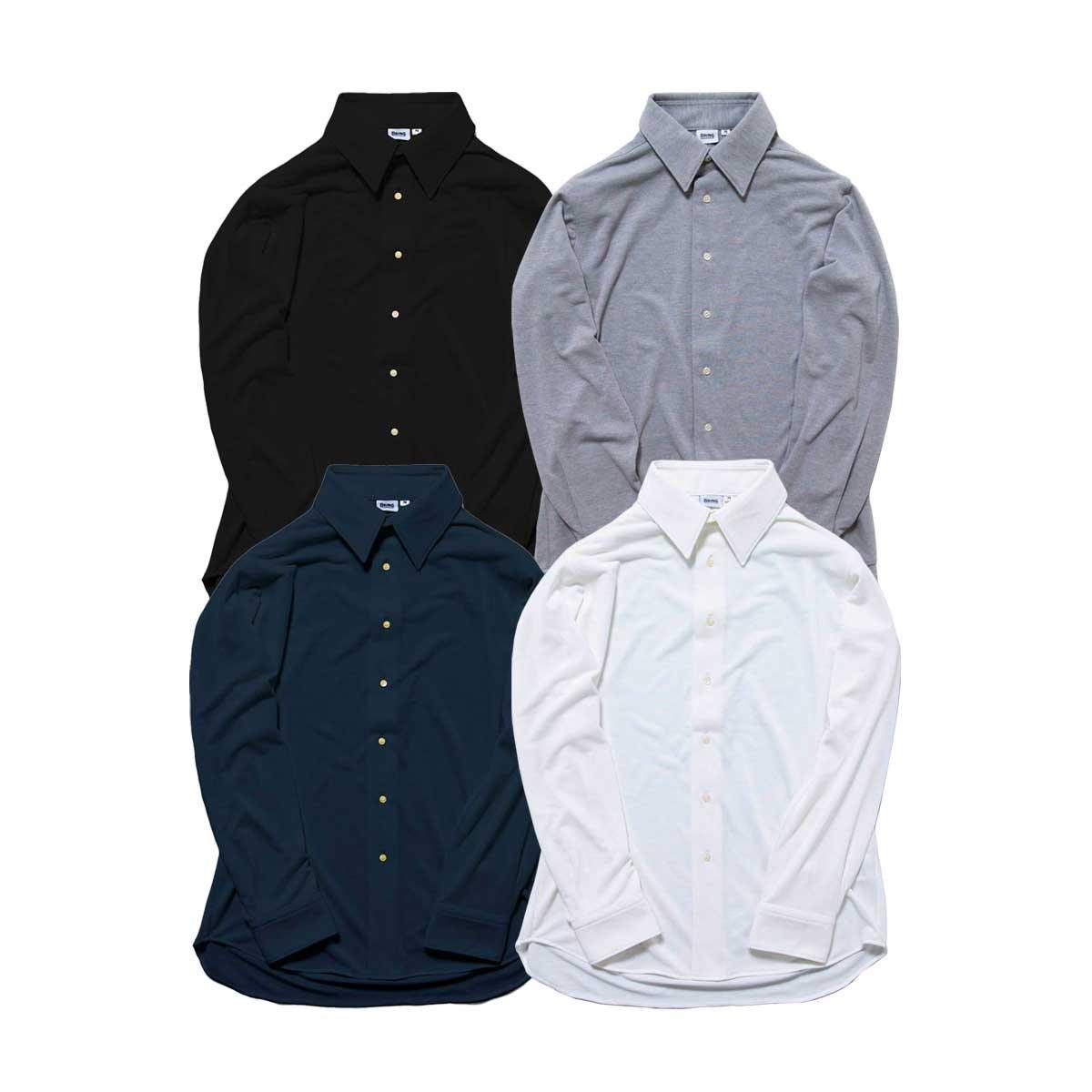 BRING DRY DRESS SHIRT シャツ