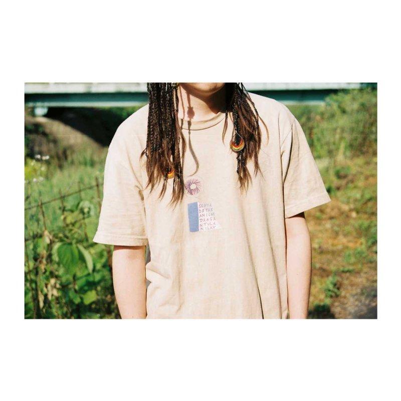SUN BURN TEE (HARUKA SAWADA) Tシャツ