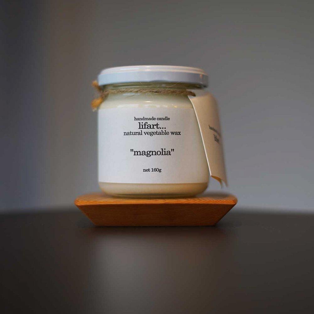 Lifart fragrance candle