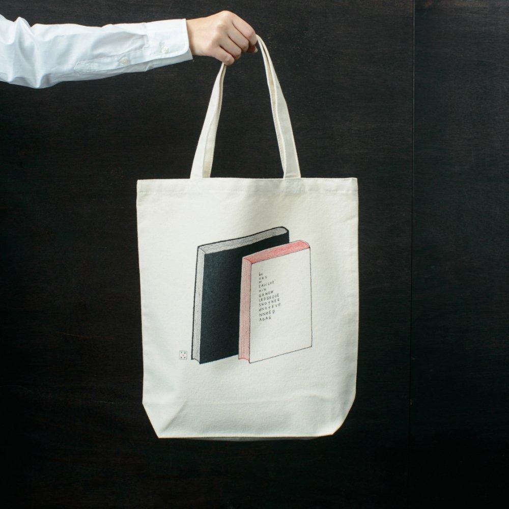 tenp03 トートバッグ・コレクション 本二冊