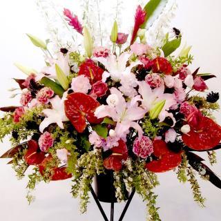 rp-004 セクシーな彼女の誕生日に!エレガントなスタンド花