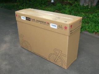 折り畳み可能で丈夫な輪行箱 Bicycle Transportation Box