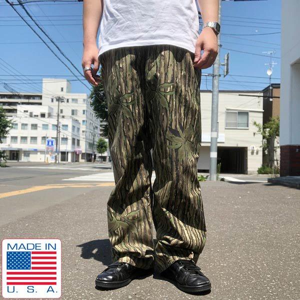 USA製/Cabela's/カベラス/迷彩/ゴアテックス/パンツ【M】GORE-TEX/リアルツリー カモ/アメリカ製/D134