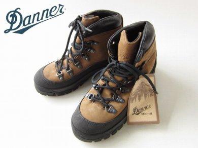 《新品》USA製/Danner/ダナー/コンバットハイカー/ブーツ/茶系【4-1/2W/レディース23cm〜23.5cm】ミリタリーブーツ/靴/D138