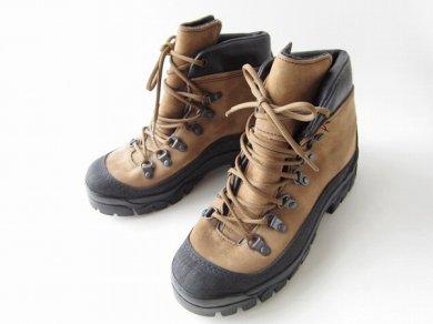 《美品》BATES/ベイツ/コンバットハイカー/ブーツ/茶系【6.5R/レディース23.5cm】ゴアテックス/ミリタリーブーツ/靴/D138