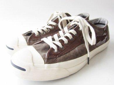 《USA企画》【CONVERSE】コンバース/ジャックパーセル/ラリー【26.5cm】メンズ/靴/D115