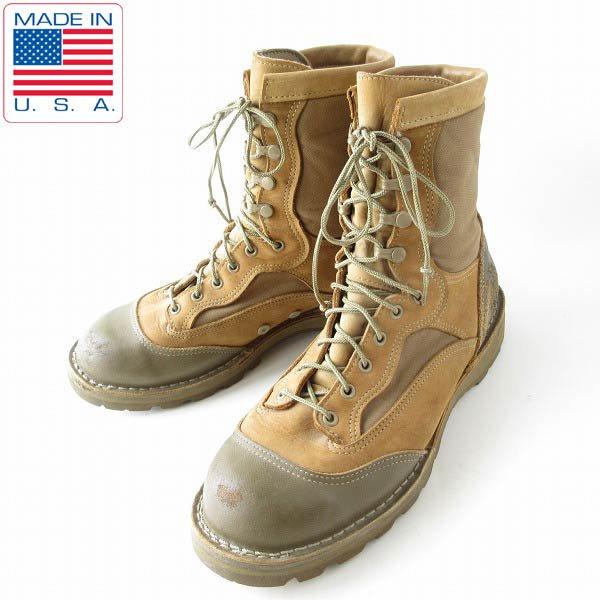 USA製/実物/米軍/Danner/ダナー/USMC/RAT HOT/コンバットブーツ【11R/29cm】ミリタリーブーツ/海兵隊/靴/D143