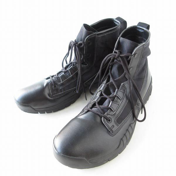 レア/美品/NIKE/ナイキ/SFB/SPECIAL FIELD 6/ブーツ/黒【US13/31cm】フィールド ブーツ/サバゲー/ARMY/D143