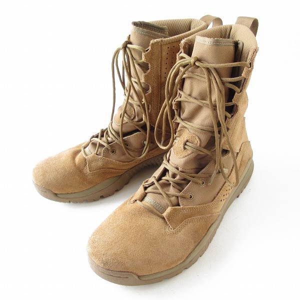 レア/美品/NIKE/ナイキ/SFB/フィールド 2/8インチ/ブーツ/コヨーテ【US10.5/28.5cm】サバゲー/D143