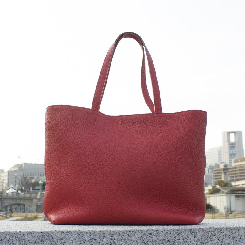 カラーセレクトオーダー MANON PM シュリンクレザートートバッグ 日本製