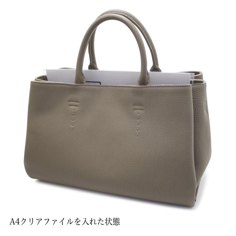 CLASSY [COLOR SELECT ORDER] シュリンクレザー・エスポワール 本革2WAYハンドバッグ 日本製
