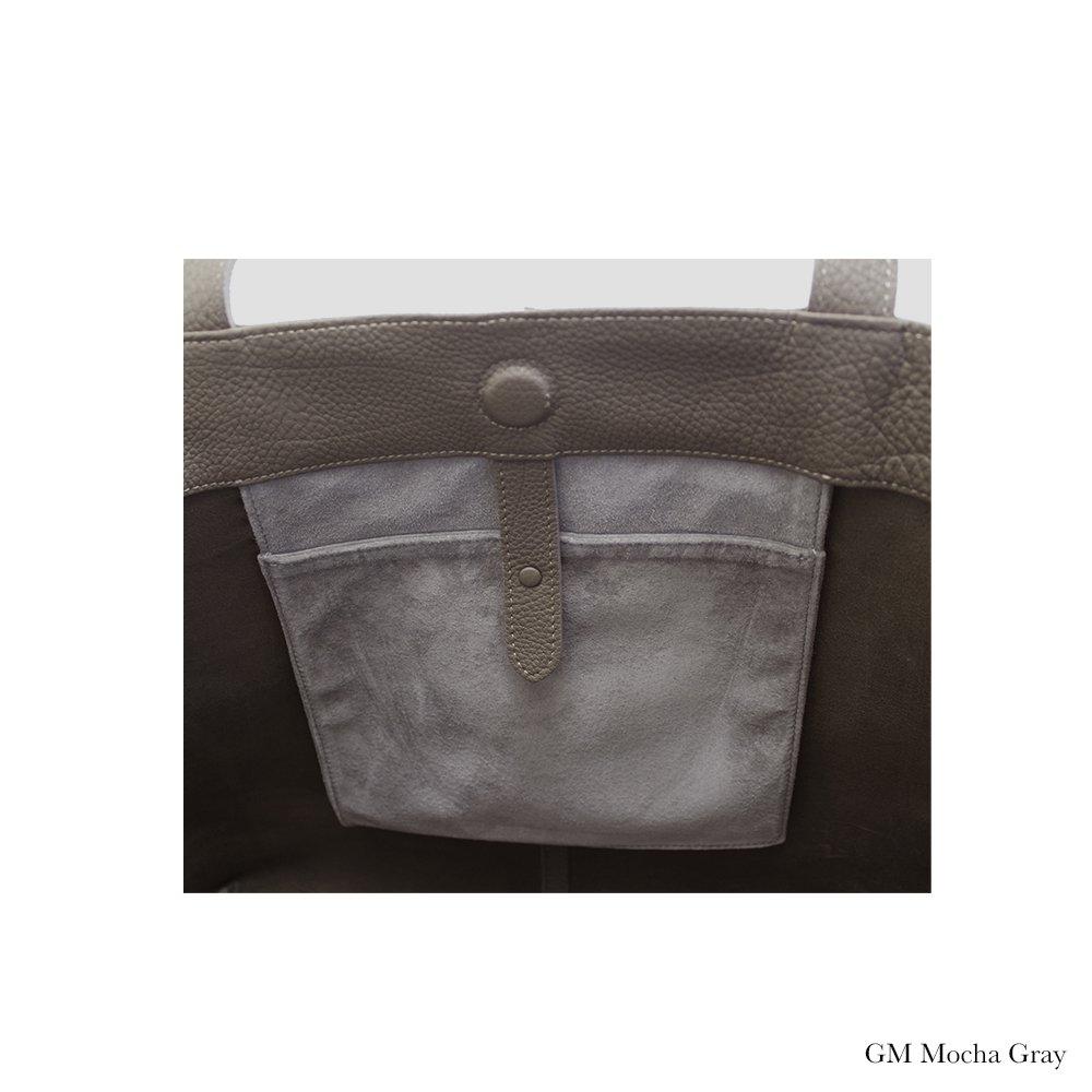 限定色 MANON GM シュリンクレザートートバッグ 日本製